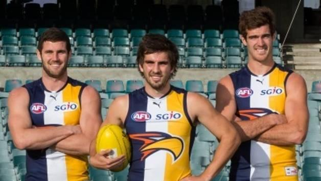 The sweet and sour of the AFL Draft: West Coast Eagles