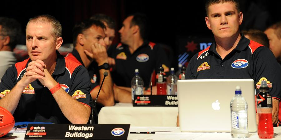 The sweet and sour of the AFL Drafts: Western Bulldogs