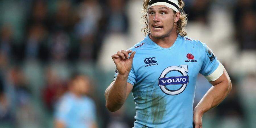 Tahs' Hooper handling huge rugby workload