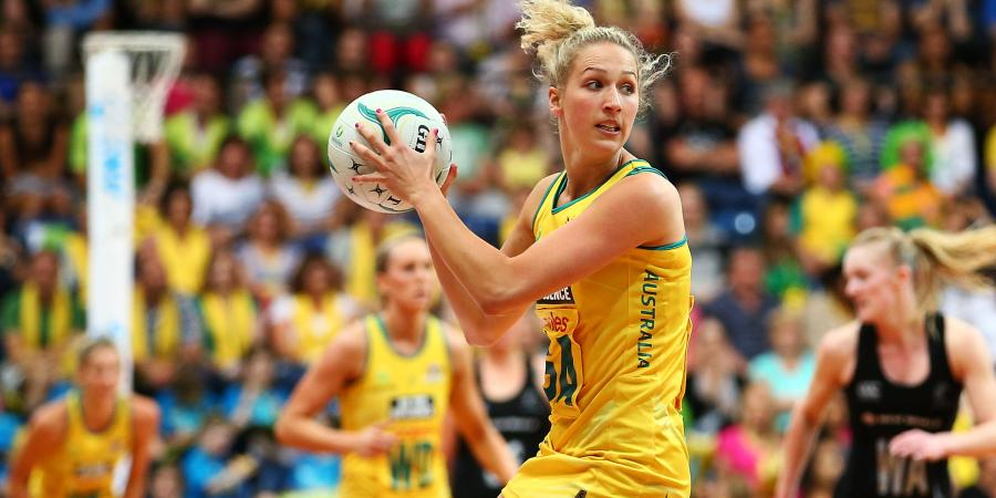 Australian Diamonds World Cup team announced