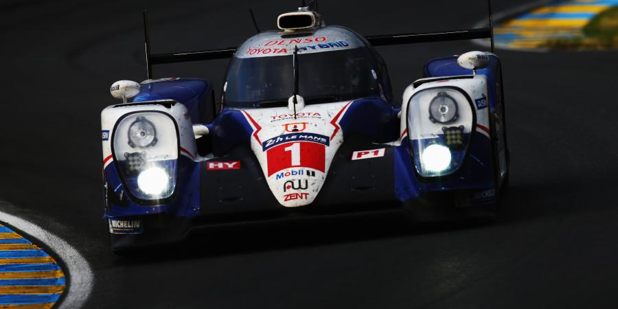 Le Mans 2015 image gallery