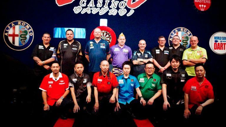 Japan Darts Masters- Day 2 LIVE!