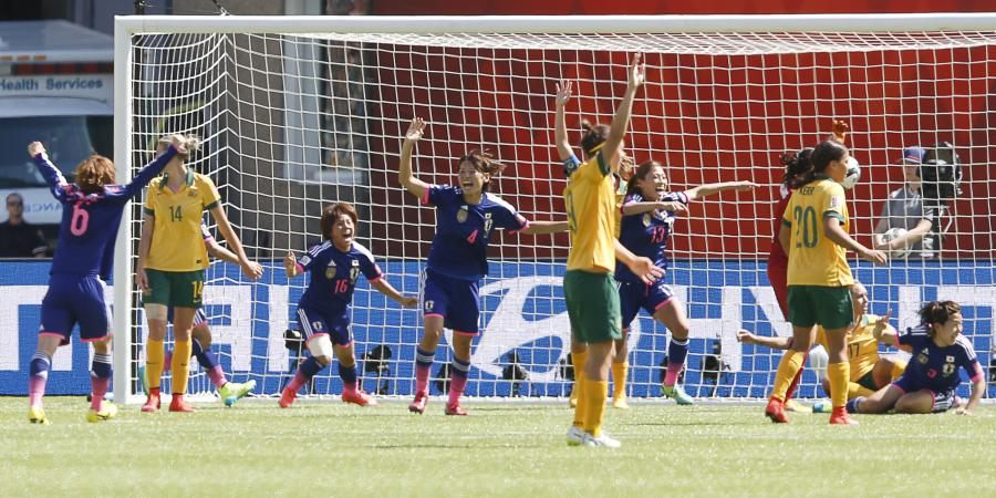 Nadeshiko�s technical superiority too much for Matildas