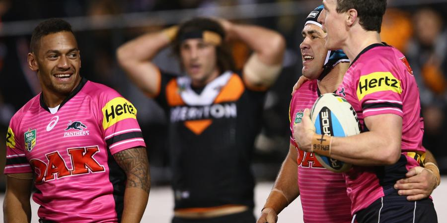 Farah hurt in crushing Panthers defeat