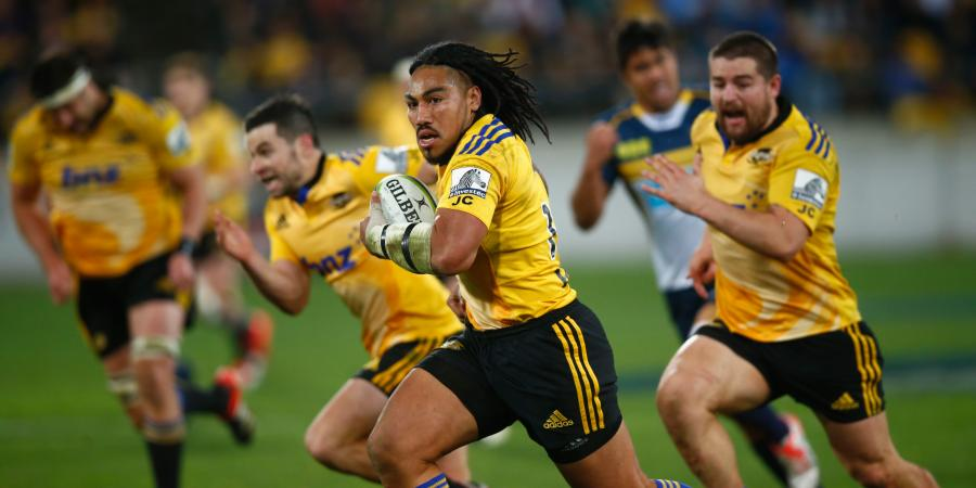 Hurricanes roar into Super Rugby final