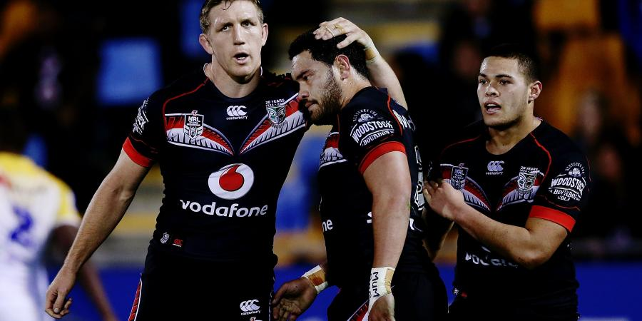 Warriors beat Canberra 30-8 in NRL