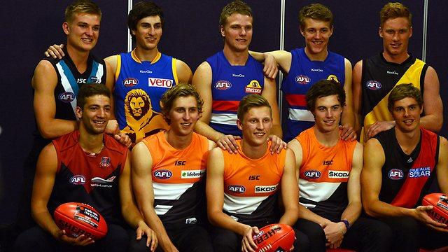 Revisiting the 2012 AFL Draft