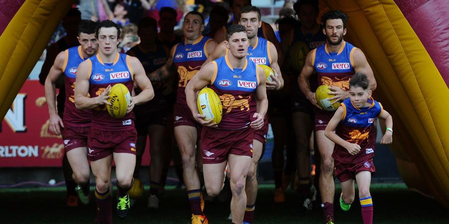 AFL's Lions not fearful of trip west
