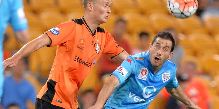 Reds slump to 3-0 Roar A-League defeat