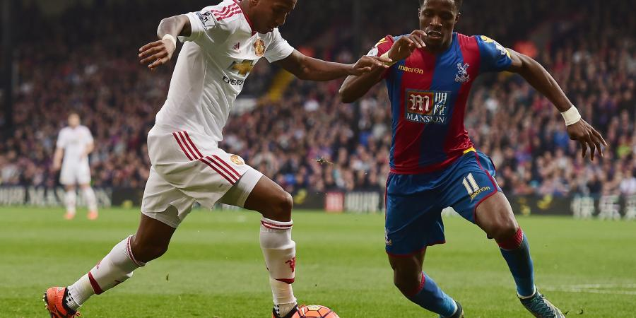 Crystal Palace vs Manchester United: Manchester United Player Ratings
