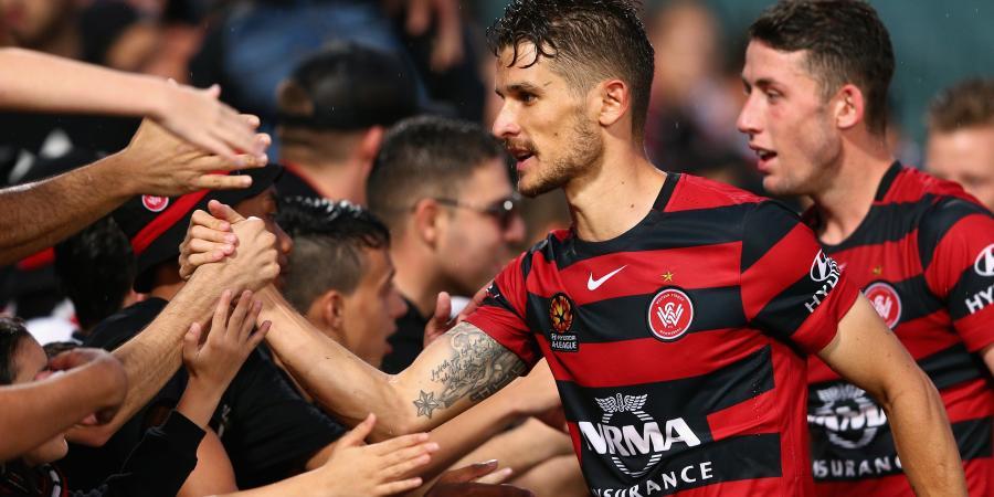 Vidosic seals first Wanderers A-League win