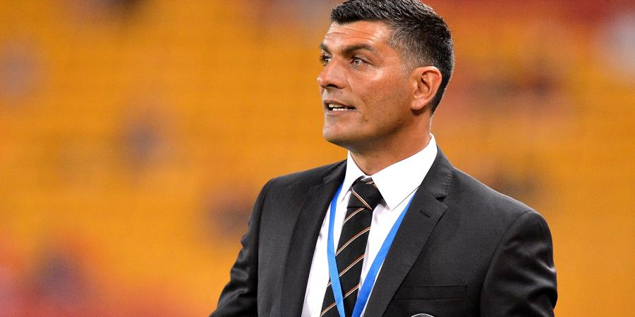 Aloisi prepared for Arnold's mind games