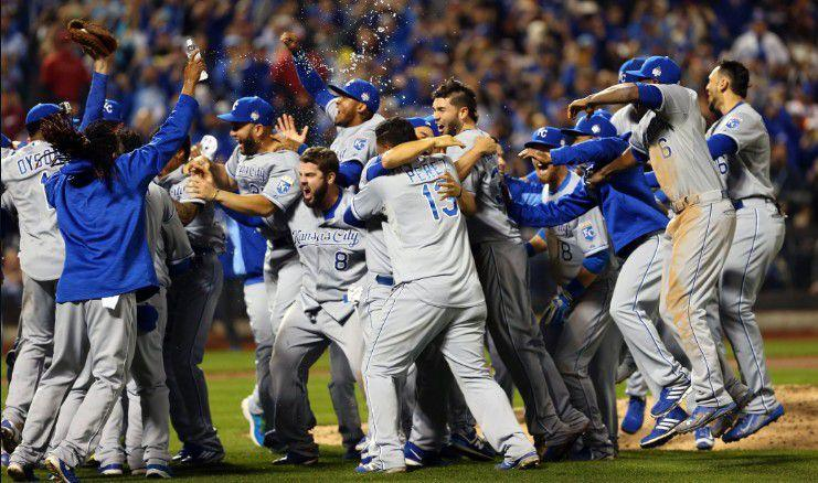 Why the Royals are one of the best comeback teams ever
