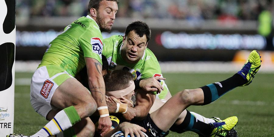 Shillington to lead by example at Titans