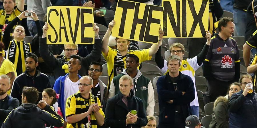 Phoenix heartened by Aussie support
