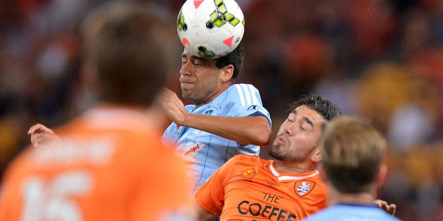 Roar too cocky, says Sydney FC's Brosque