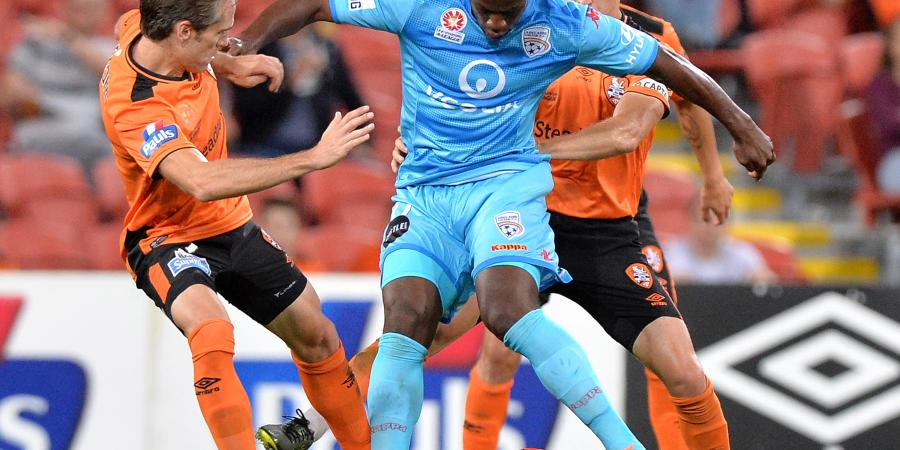 Melbourne City belt Adelaide in A-League