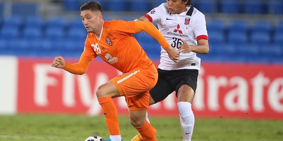 Borrello a future Socceroo: Aloisi