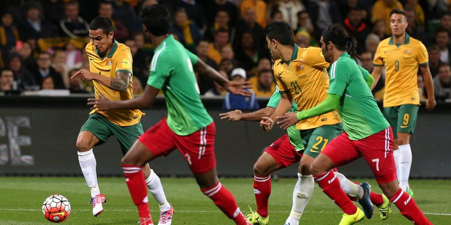 Safety summit for Socceroos match