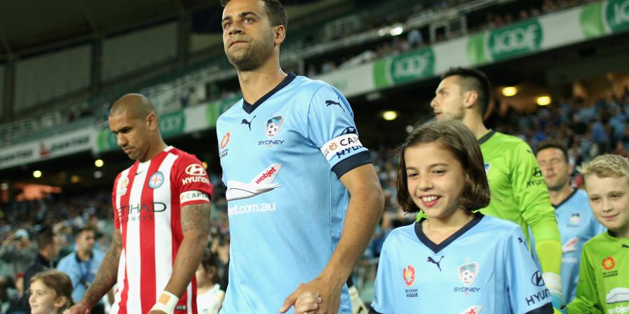 Brosque on lookout for Roar Aloisi traits