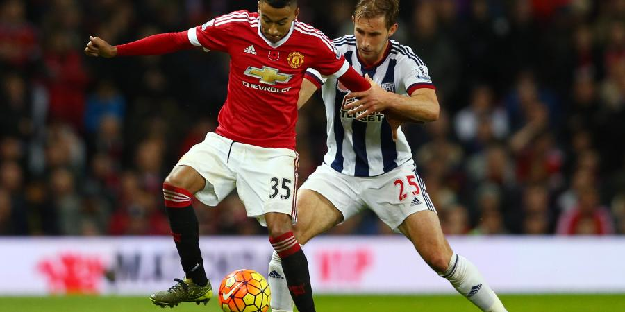 Manchester United vs West Brom: Manchester United Player Ratings
