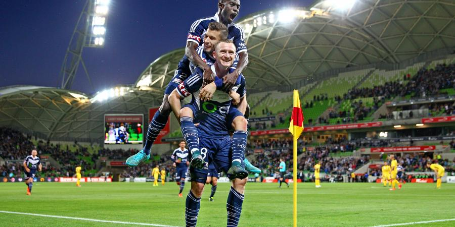 Victory beat Glory in FFA Cup final
