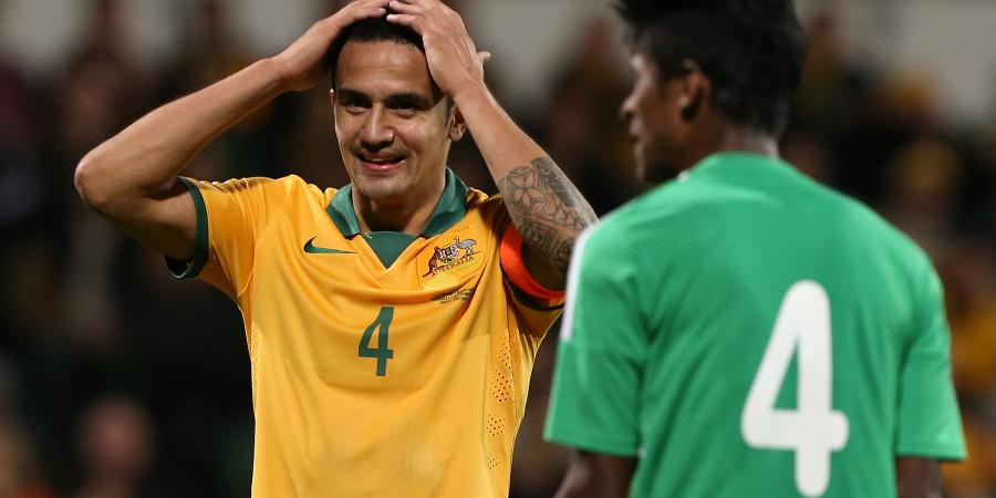 Jordan loss Socceroos wake-up call: Cahill