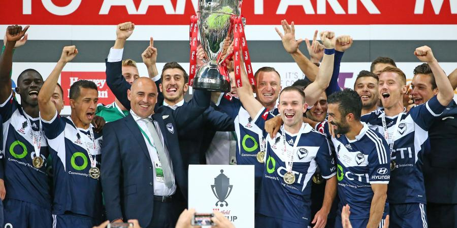 Victory the first Aust treble winners