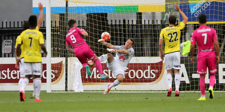 Mariners earn A-League draw