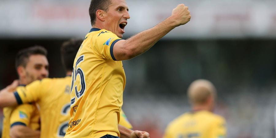 Bosnar cut from Central Coast Mariners