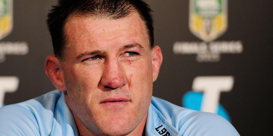 Sharks clear Gallen fight