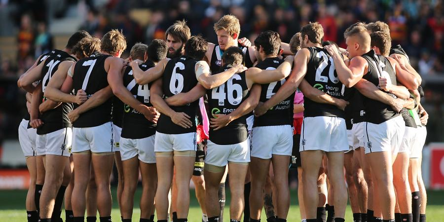 2015: The Learning Curve For Port Adelaide