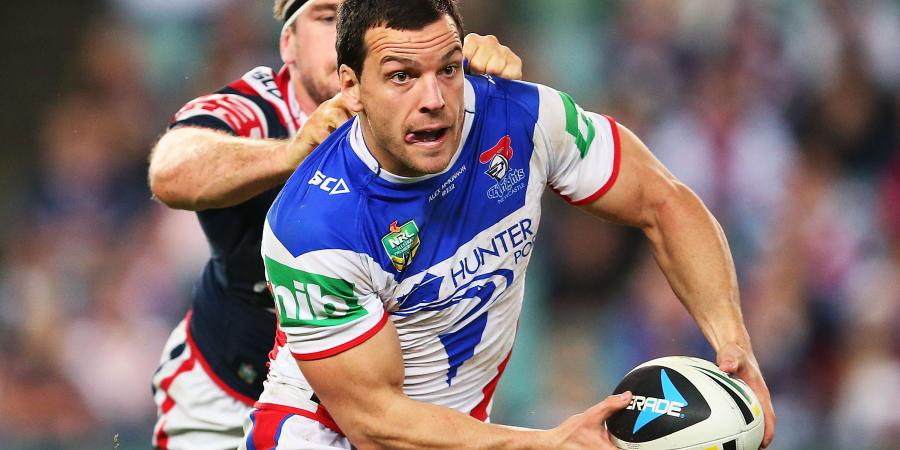 Mullen returns to Knights training