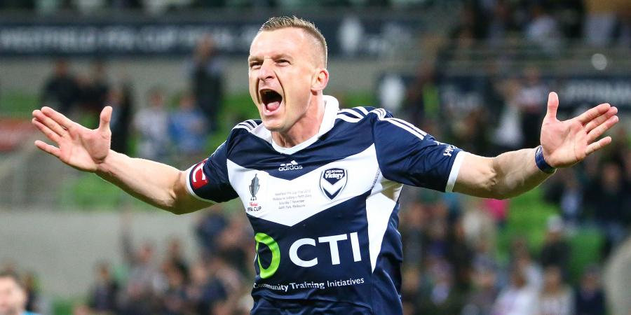 Berisha the key for Victory: Sydney