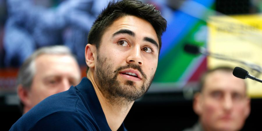 Shaun Johnson returns to training