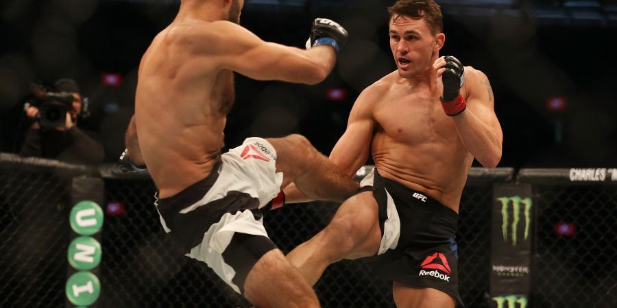 Kyle Noke knocks out Sobotta by TKO