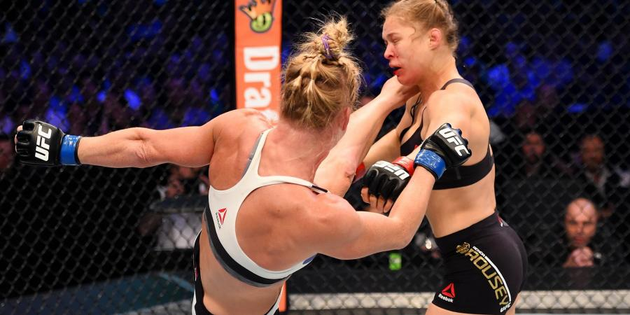UFC 193: WHAT DID WE JUST WITNESS?!