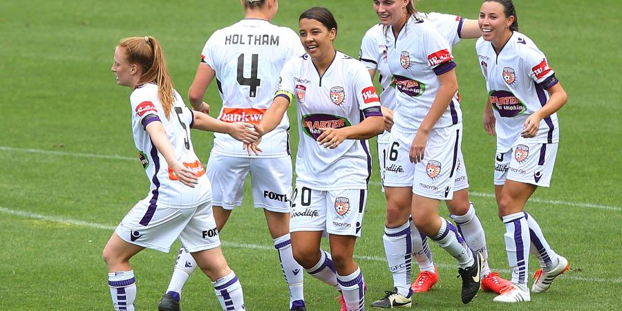 DiBernardo brings glory to Perth