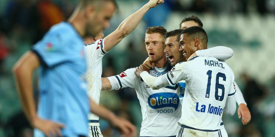 Victory send out A-League warning