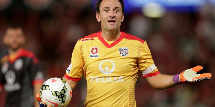 Reds skipper Galekovic in A-League frame