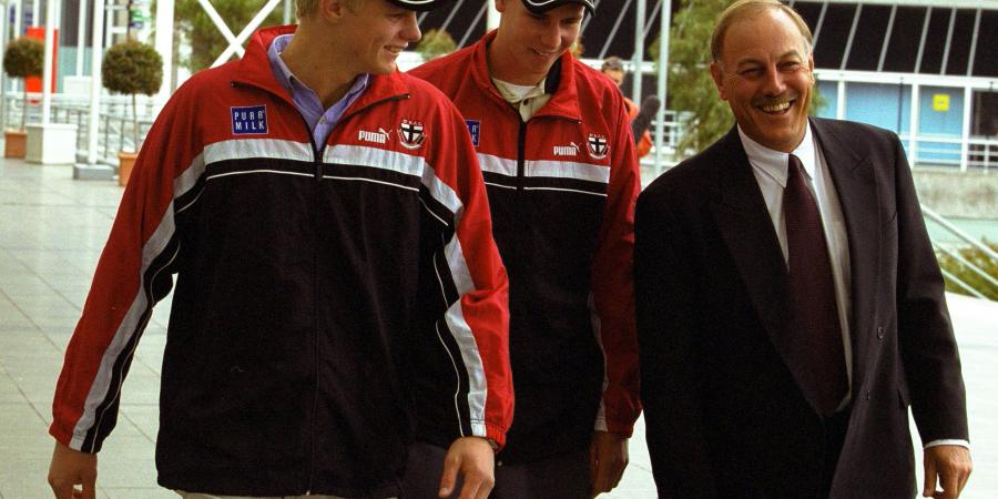 St Kilda's draft history, 2000 - 2004