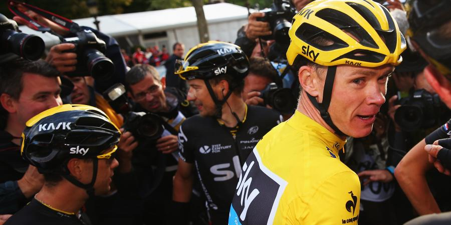 Froome to ride in Victorian cycling race