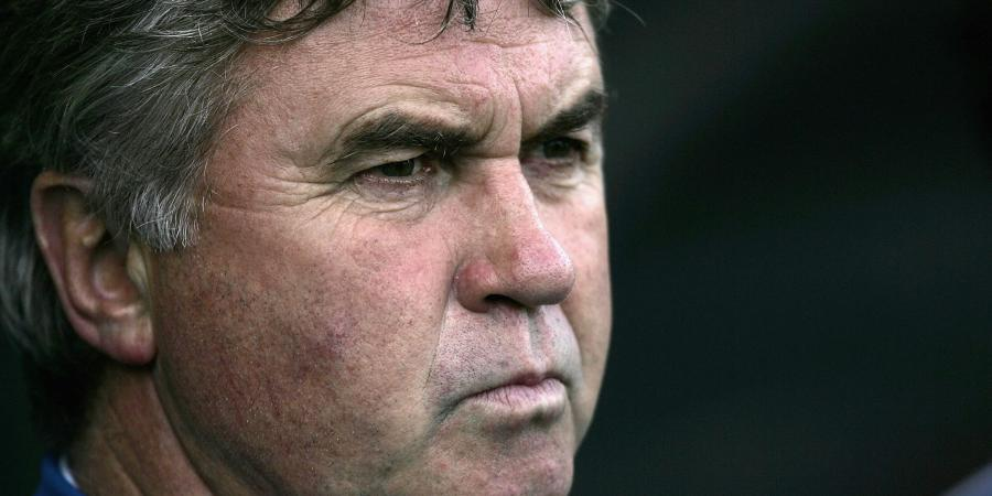 Guus Hiddink remembers 'gypsy' Socceroos