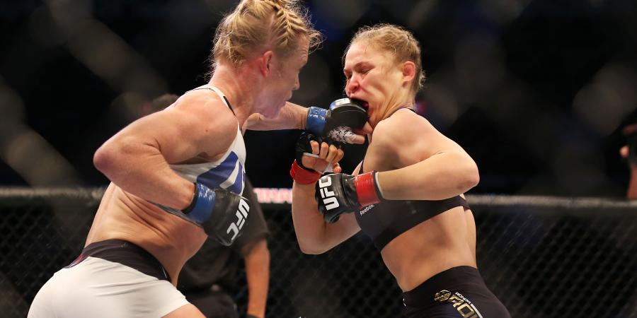 Aussies impress at UFC as Rousey floored
