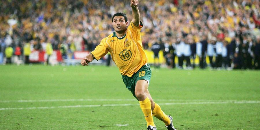 WC inclusion earned Roos respect: Aloisi