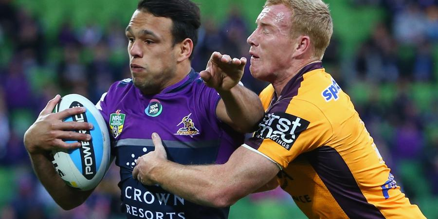 Storm extend Chambers contract