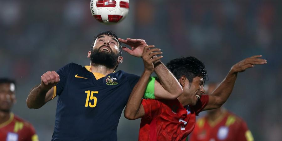 Jedinak relieved Bangladesh trip over