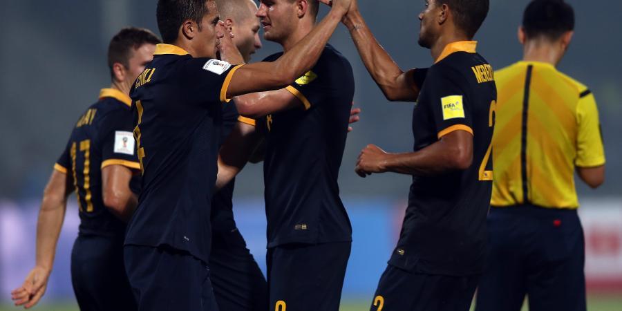 Socceroos beat Bangladesh 4-0