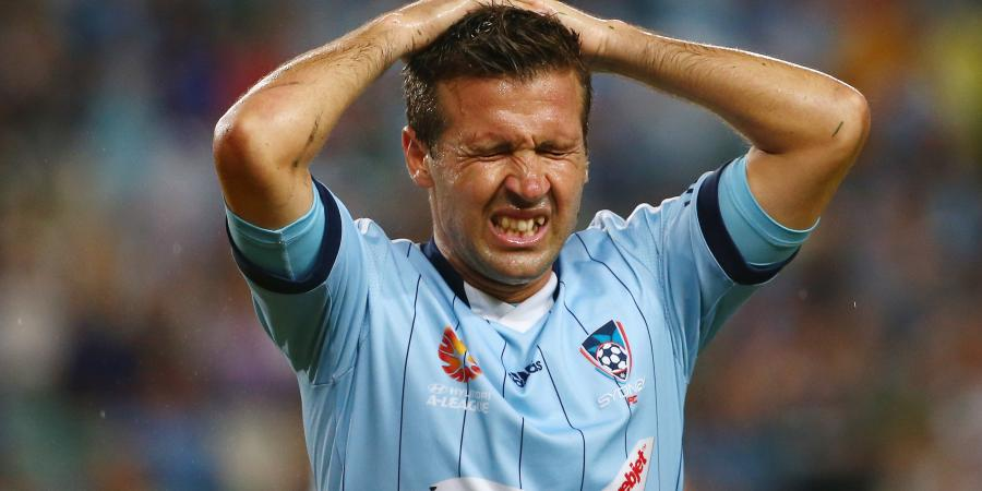 Attack awry at Sydney FC: Dimitrijevic