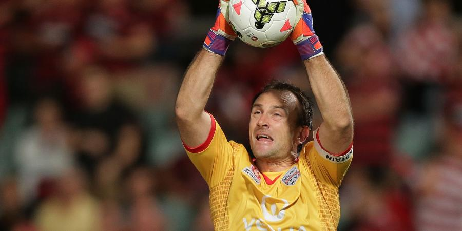Galekovic to make A-League return for Reds